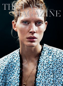 Iselin steiro the last magazine, spring-summer 2013
