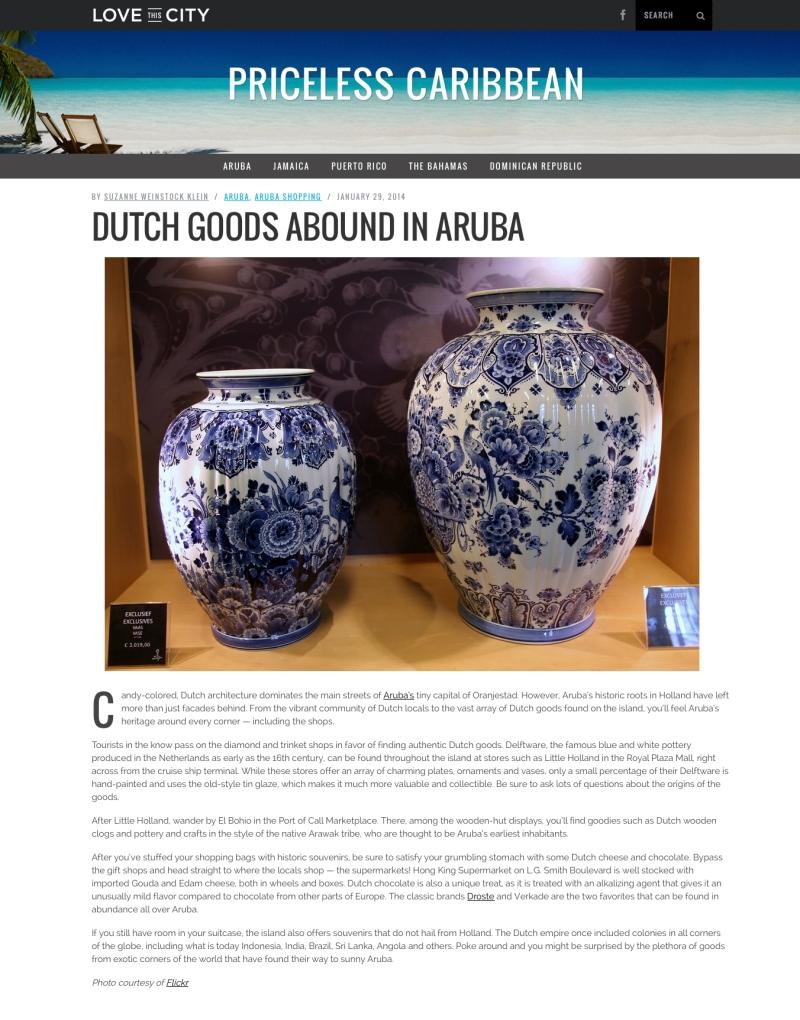 Dutch Goods in Aruba copy